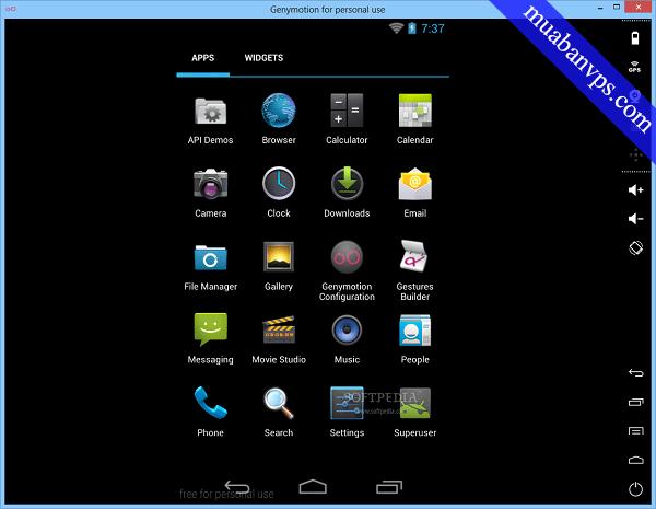 Phần mềm giả lập Android trên Window tốt nhất
