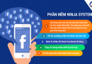 VPS treo phần mềm Ninja nuôi tài khoản Facebook