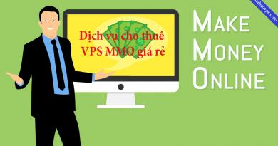 Dịch vụ cho thuê VPS MMO giá rẻ