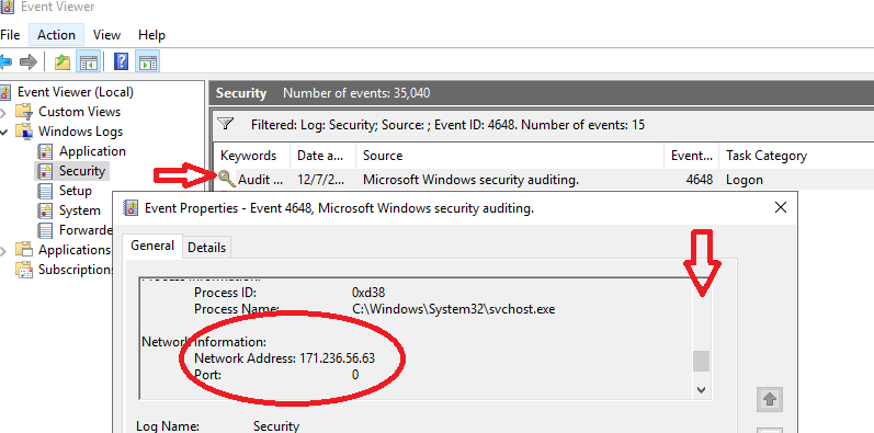 Kiểm tra IP truy cập VPS trái phép_4